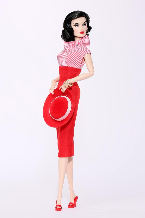 Integrity Lunch At 21 Victoire Roux™ Dressed Doll -14472
