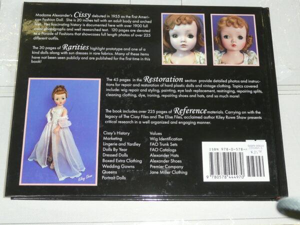 Cissy! Reference, Rarities Restoration Book by Kiley Ruwe Shaw-14491