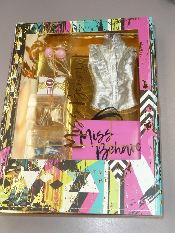 Integrity FR The Industry Style Lab Miss Behave Accessory Set, Shirt, Bag, etc-14520