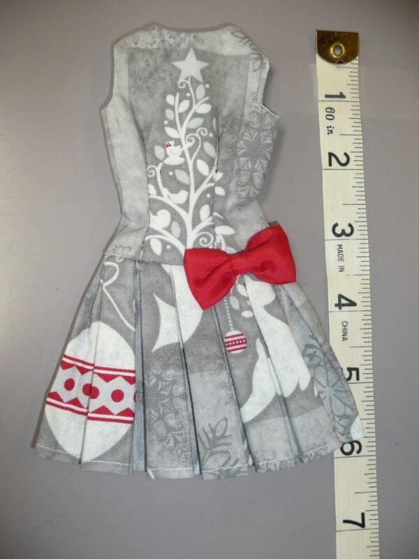 Gwendolyn's Treasures Holiday Dress Fits Integrity Dolls-0
