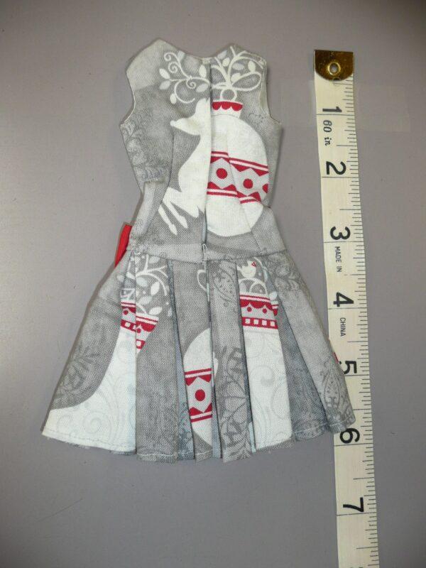 Gwendolyn's Treasures Holiday Dress Fits Integrity Dolls-14787