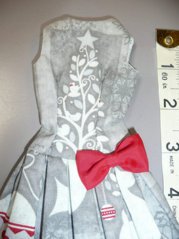 Gwendolyn's Treasures Holiday Dress Fits Integrity Dolls-14786