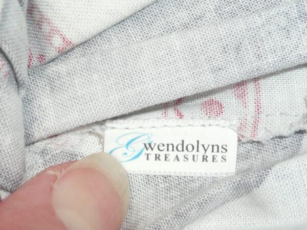 Gwendolyn's Treasures Holiday Dress Fits Integrity Dolls-14788
