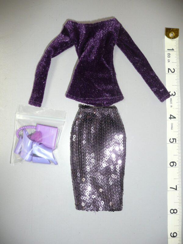 Karen Kolkman Outfit OOAK, Fits Integrity Dolls-0