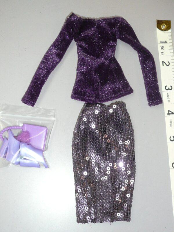 Karen Kolkman Outfit OOAK, Fits Integrity Dolls-14791