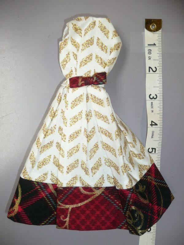 Gwendolyn's Treasures Dress, Fits Fashion Royalty-0