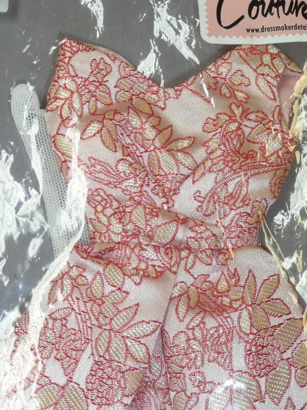 Dressmaker Details Couture Dress & Gloves, Fits Integrity-14900
