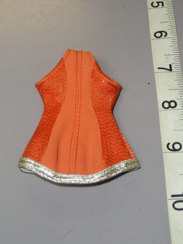 Integrity Short Orange & Gold FR Swimsuit-0