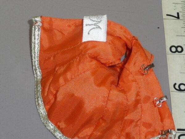 Integrity Short Orange & Gold FR Swimsuit-14918