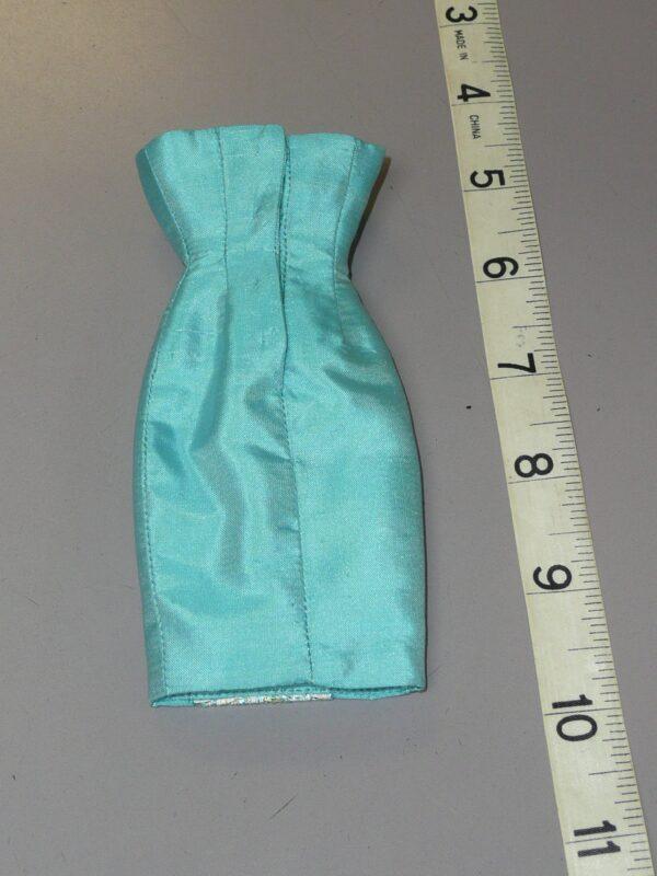 Aqua Randall Craig Sheath Dress, Fits Integrity Dolls-14925