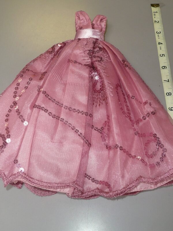 Handmade Dress by Peggy Naugle, Fits Integrity Size Dolls-0
