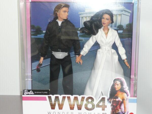 Mattel WW84 Wonder Woman -0