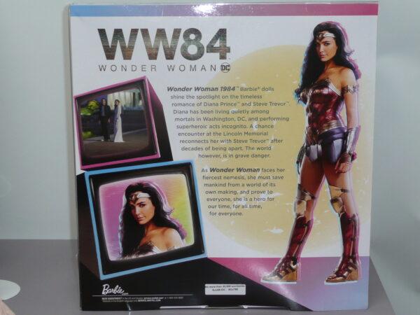 Mattel WW84 Wonder Woman -15326