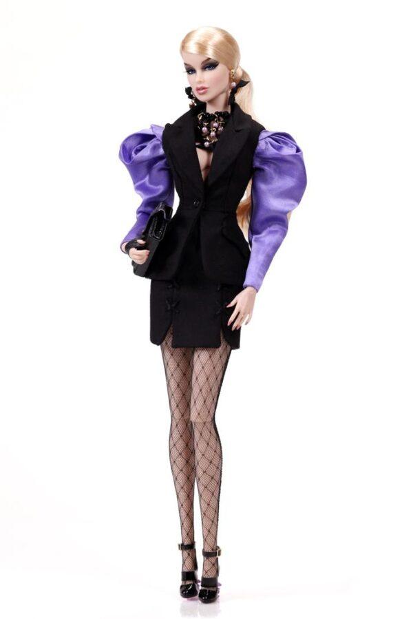 Integrity Violet Obsidian Vanessa, Build A Doll -0