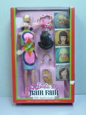 Barbie, Hair Fair, 50th Anniversary