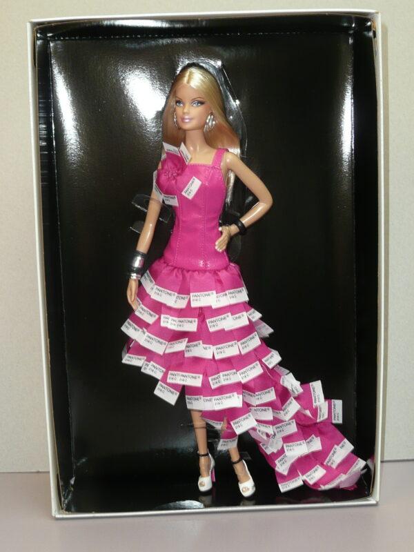 Barbie Pink in Pantone