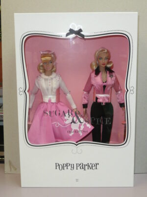 Integrity Sugar & Spice Poppy Parker Duo Doll Gift Set